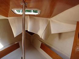 Vaigrage Bateau Rénovation Remplacement Réparation Toulon Hyères Lavandou Cavalaire Var
